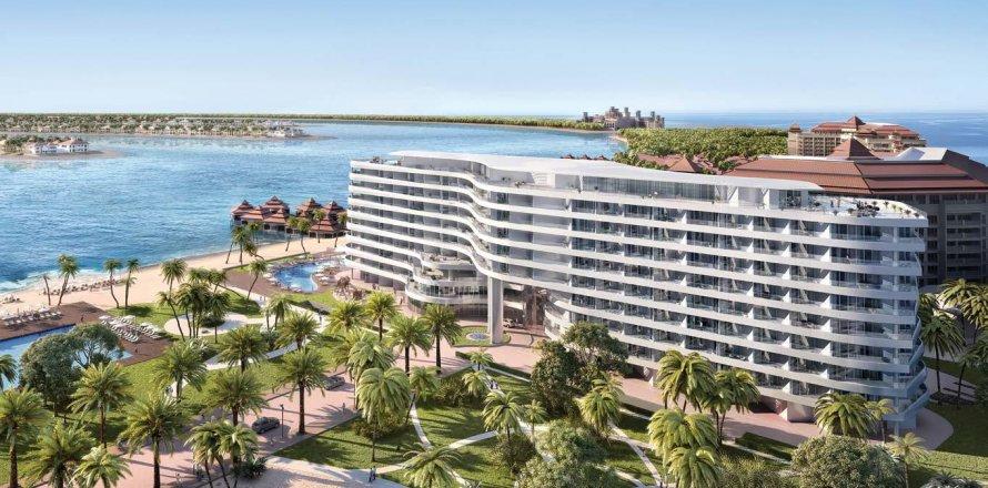 Development project in Palm Jumeirah, Dubai, UAE № 1333