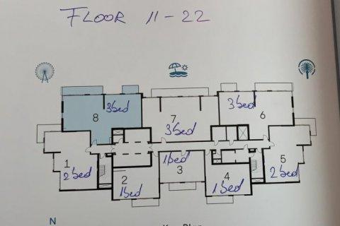Apartment in Jumeirah, Dubai, UAE 3 bedrooms, 180 sq.m. № 1959 - photo 7