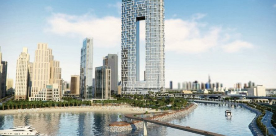 Penthouse in Dubai Marina, Dubai, UAE 5 bedrooms, 399 sq.m. № 1788
