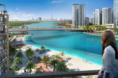 Apartment in Dubai Creek Harbour (The Lagoons), Dubai, UAE 3 bedrooms, 170 sq.m. № 1513 - photo 1