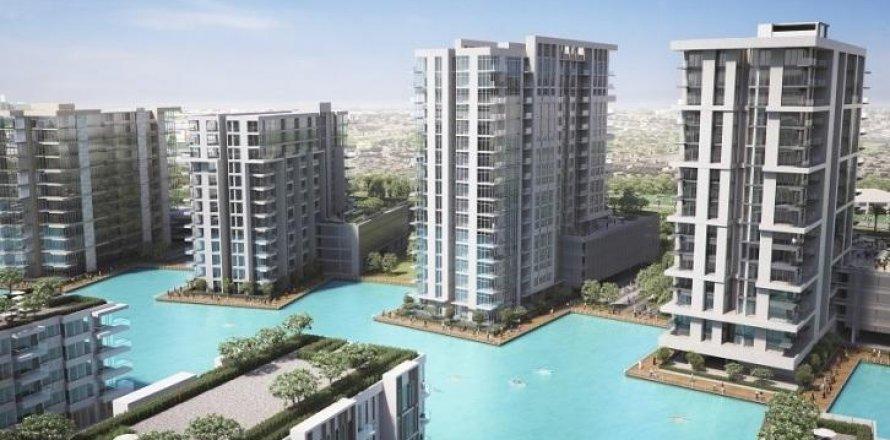 Apartment in Mohammed Bin Rashid City, Dubai, UAE 3 bedrooms, 160 sq.m. № 1732