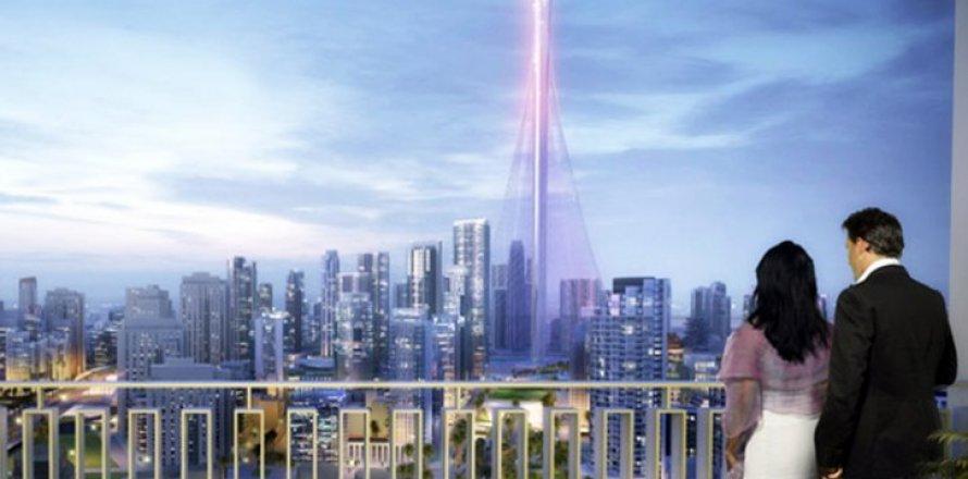 Apartment in Dubai Creek Harbour (The Lagoons), Dubai, UAE 2 bedrooms, 112 sq.m. № 1422