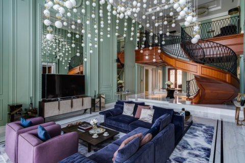 Villa in Palm Jumeirah, Dubai, UAE 7 bedrooms, 863 sq.m. № 1368 - photo 8