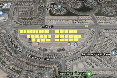 Land in Jumeirah Park, Dubai, UAE № 1749 - photo 9