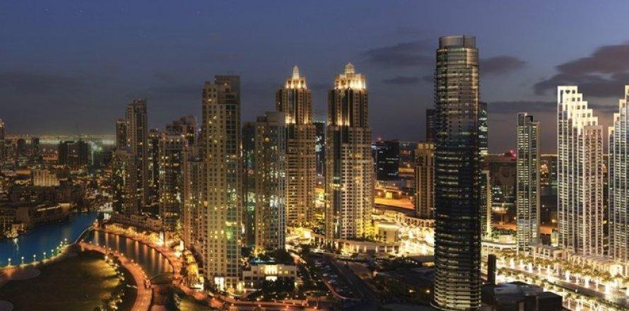 Apartment in Downtown Dubai (Downtown Burj Dubai), Dubai, UAE 2 bedrooms, 148 sq.m. № 1571