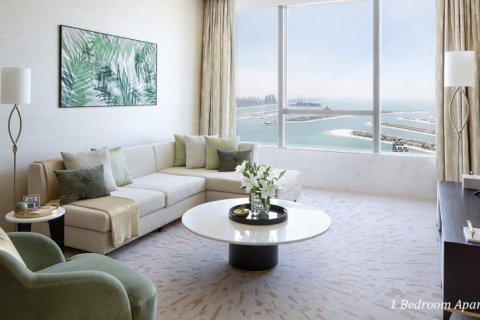 Apartment in Palm Jumeirah, Dubai, UAE 55 sq.m. № 1468 - photo 3
