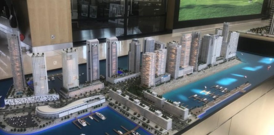 Apartment in Dubai Marina, Dubai, UAE 3 bedrooms, 175 sq.m. № 1650