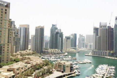 Apartment in Dubai Marina, Dubai, UAE 3 bedrooms, 19861 sq.m. № 1668 - photo 1