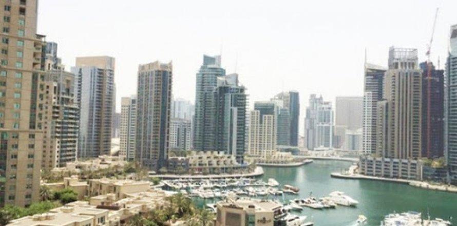 Apartment in Dubai Marina, Dubai, UAE 3 bedrooms, 19861 sq.m. № 1668