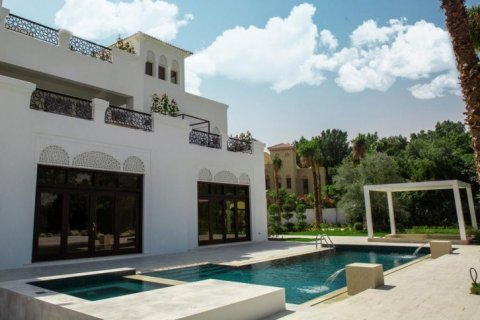Villa in Al Barari, Dubai, UAE 4 bedrooms, 1260 sq.m. № 1491 - photo 10