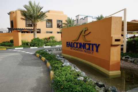 Villa in Falcon City of Wonders, Dubai, UAE 5 bedrooms, 650 sq.m. № 1666 - photo 1
