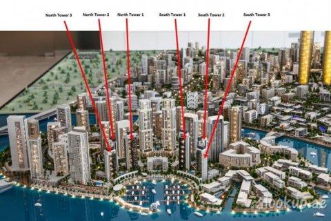 Apartment in Dubai Creek Harbour (The Lagoons), Dubai, UAE 2 bedrooms, 152 sq.m. № 1440 - photo 2