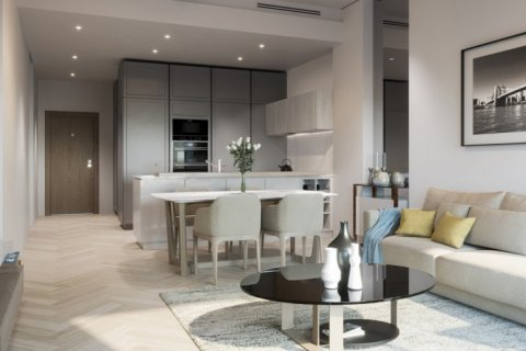 Apartment in Mohammed Bin Rashid City, Dubai, UAE 49 sq.m. № 1487 - photo 2