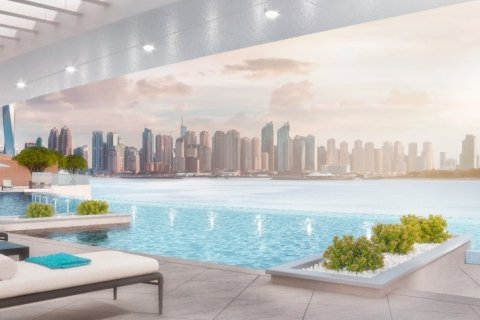 Apartment in Palm Jumeirah, Dubai, UAE 3 bedrooms, 166 sq.m. № 1647 - photo 1