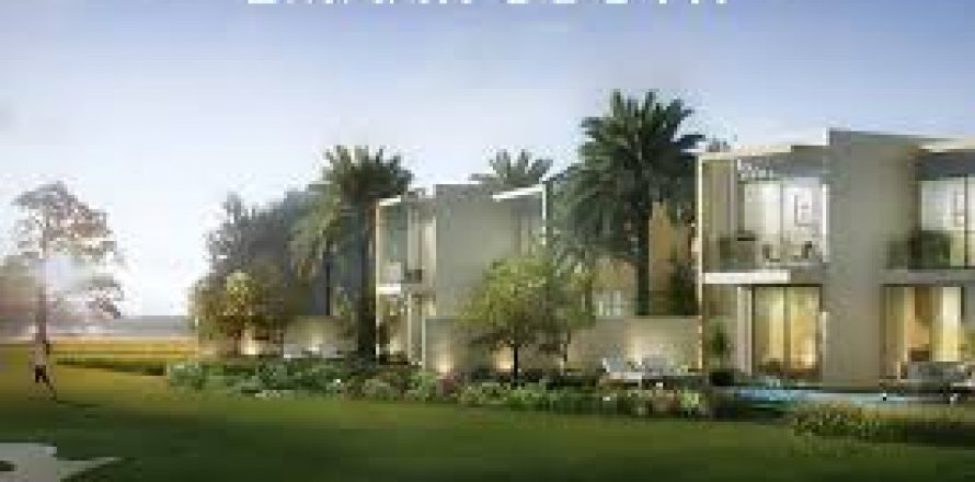 Villa in Dubai South (Dubai World Central), Dubai, UAE 260 sq.m. № 1511