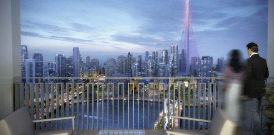 Apartment in Dubai Creek Harbour (The Lagoons), Dubai, UAE 2 bedrooms, 115 sq.m. № 1429