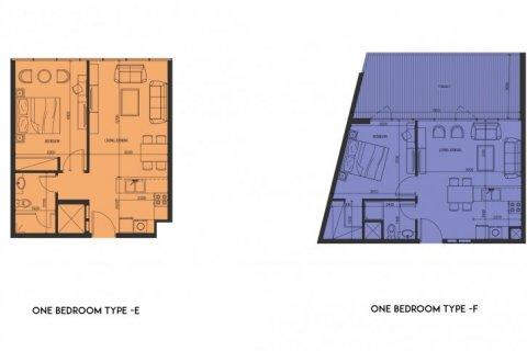 Apartment in Jebel Ali, Dubai, UAE 1 bedroom, 29 sq.m. № 1377 - photo 13