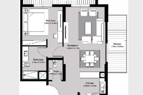 Townhouse in Arabian Ranches, Dubai, UAE 1 bedroom, 74 sq.m. № 1395 - photo 14