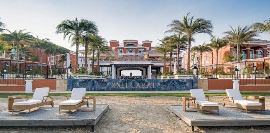 Penthouse in Palm Jumeirah, Dubai, UAE 5 bedrooms, 1344 sq.m. № 1364