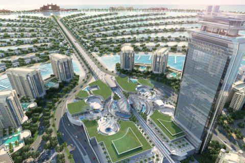 Apartment in Palm Jumeirah, Dubai, UAE 2 bedrooms, 205 sq.m. № 1459 - photo 3