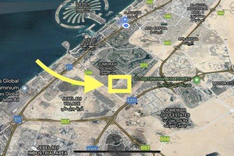 Land in Jumeirah Park, Dubai, UAE № 1764 - photo 1