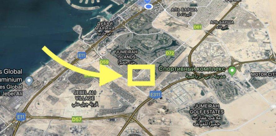 Land in Jumeirah Park, Dubai, UAE № 1764