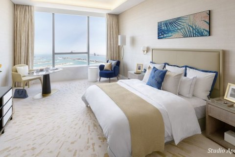 Apartment in Palm Jumeirah, Dubai, UAE 55 sq.m. № 1468 - photo 7