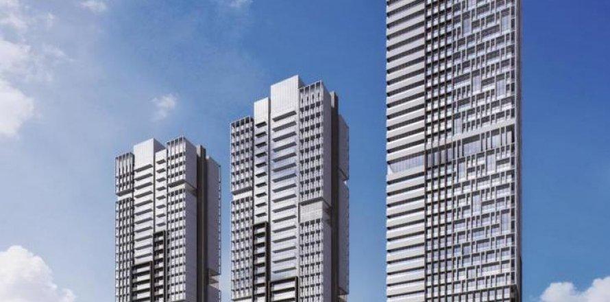 Apartment in Jumeirah Village Circle, Dubai, UAE 31 sq.m. № 1709