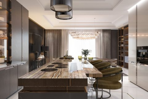 Penthouse in Palm Jumeirah, Dubai, UAE 5 bedrooms, 1344 sq.m. № 1364 - photo 9