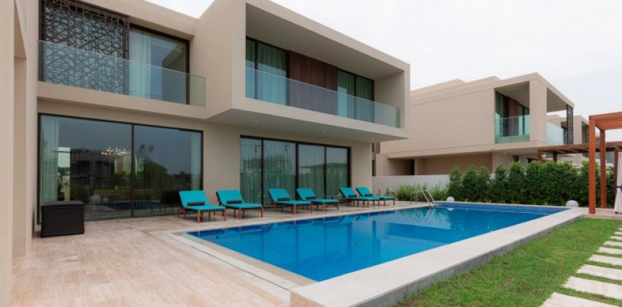 Villa in Dubai Hills Estate, Dubai, UAE 6 bedrooms, 800 sq.m. № 1358
