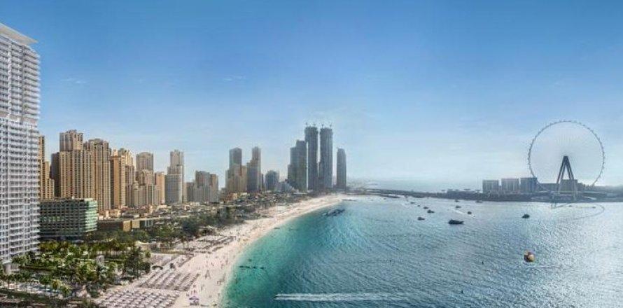 Apartment in Jumeirah Beach Residence, Dubai, UAE 3 bedrooms, 195 sq.m. № 1396