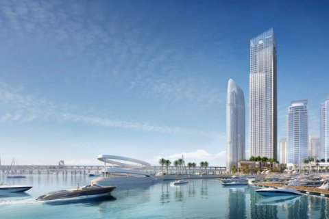 Apartment in Dubai Creek Harbour (The Lagoons), Dubai, UAE 1 bedroom, 74 sq.m. № 1505 - photo 1