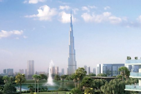 Apartment in Dubai Hills Estate, Dubai, UAE 3 bedrooms, 159 sq.m. № 1588 - photo 6