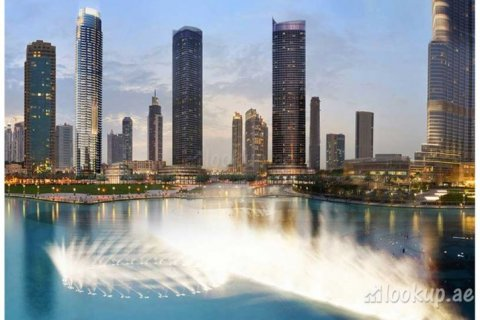 Apartment in Downtown Dubai (Downtown Burj Dubai), Dubai, UAE 2 bedrooms, 160 sq.m. № 1591 - photo 1