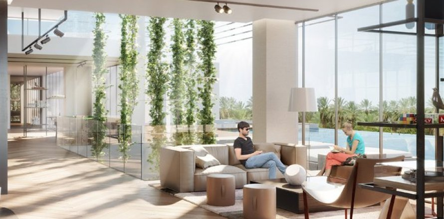 Apartment in Mohammed Bin Rashid City, Dubai, UAE 49 sq.m. № 1487