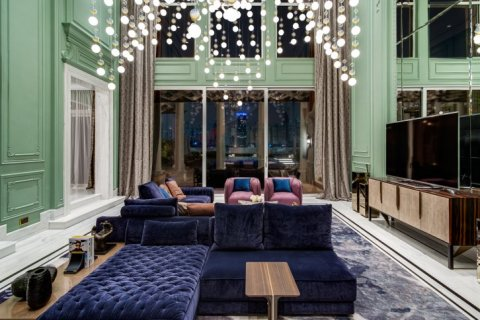 Villa in Palm Jumeirah, Dubai, UAE 7 bedrooms, 863 sq.m. № 1368 - photo 14