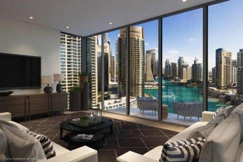 Apartment in Dubai Marina, Dubai, UAE 49 sq.m. № 1740 - photo 4