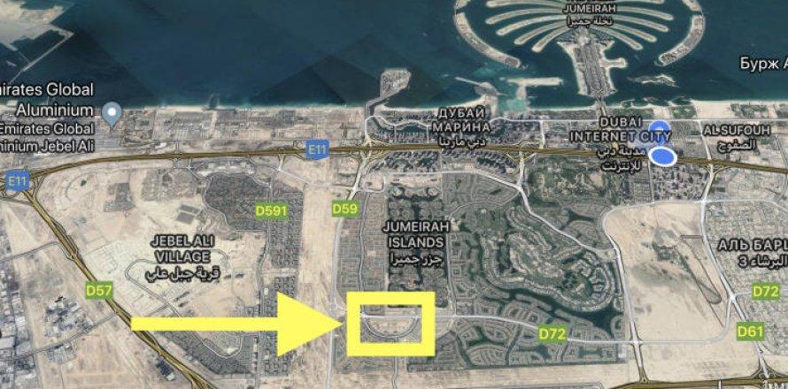 Land in Jumeirah Park, Dubai, UAE № 1749