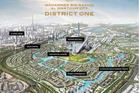 Apartment in Mohammed Bin Rashid City, Dubai, UAE 3 bedrooms, 160 sq.m. № 1732 - photo 12