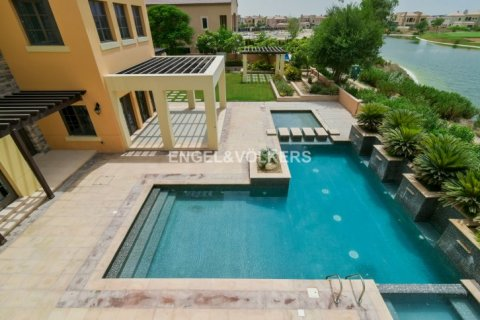 Villa in Jumeirah Golf Estates, Dubai, UAE 5 bedrooms, 1240 sq.m. № 1724 - photo 1
