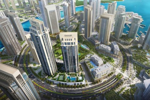 Apartment in Dubai Creek Harbour (The Lagoons), Dubai, UAE 3 bedrooms, 133 sq.m. № 1441 - photo 1