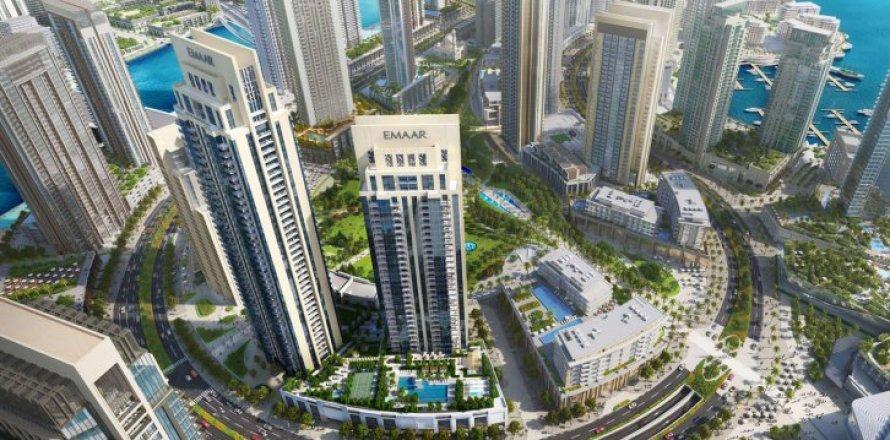 Apartment in Dubai Creek Harbour (The Lagoons), Dubai, UAE 3 bedrooms, 133 sq.m. № 1441
