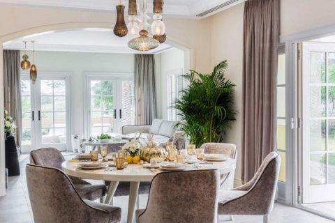 Villa in Jumeirah Golf Estates, Dubai, UAE 6 bedrooms, 1106 sq.m. № 1398 - photo 9