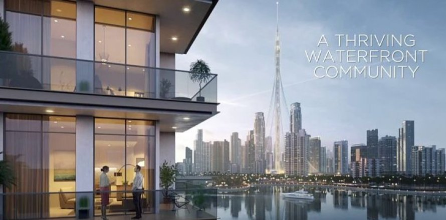 Apartment in Dubai Creek Harbour (The Lagoons), Dubai, UAE 2 bedrooms, 125 sq.m. № 1619