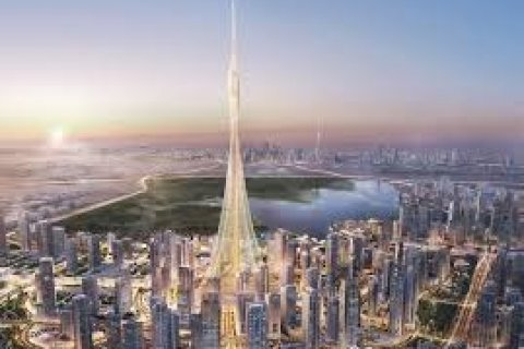 Apartment in Dubai Creek Harbour (The Lagoons), Dubai, UAE 1 bedroom, 74 sq.m. № 1505 - photo 8