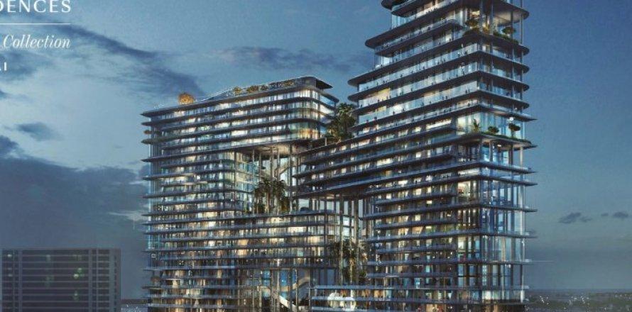 Penthouse in Palm Jumeirah, Dubai, UAE 4 bedrooms, 448 sq.m. № 1366