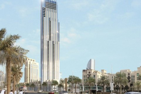 Penthouse in Downtown Dubai (Downtown Burj Dubai), Dubai, UAE 5 bedrooms, 669 sq.m. № 1585 - photo 1