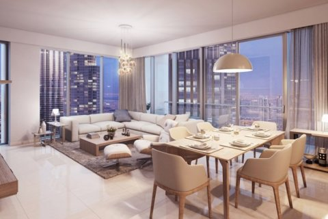 Apartment in Downtown Dubai (Downtown Burj Dubai), Dubai, UAE 4 bedrooms, 224 sq.m. № 1407 - photo 4