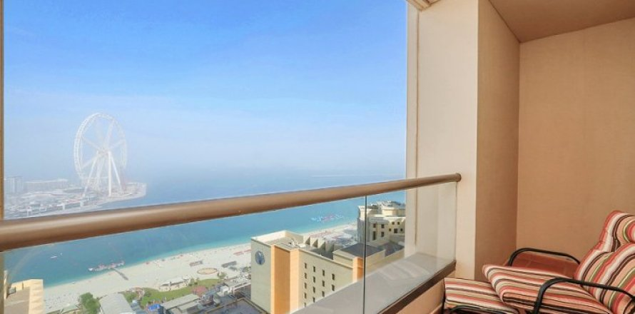 Apartment in Jumeirah Beach Residence, Dubai, UAE 2 bedrooms, 125 sq.m. № 1757