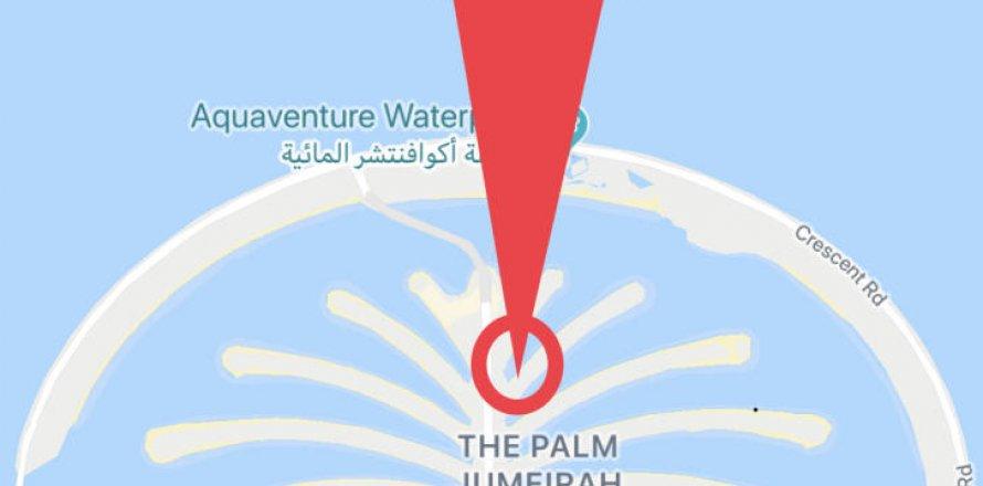 Land in Palm Jumeirah, Dubai, UAE № 1760